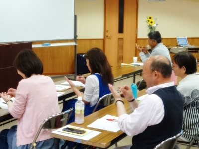BL研究所_冨田哲秀先生による『軸』講座で初来福b