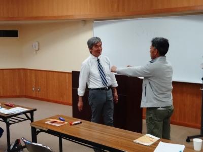 BL研究所_冨田哲秀先生による『軸』講座で初来福c
