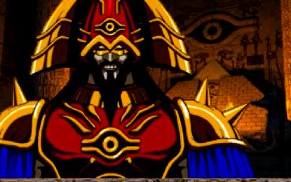 カード魔神(第一形態)