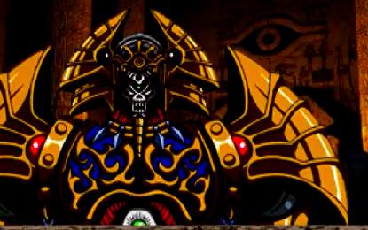 カード魔神(第二形態)