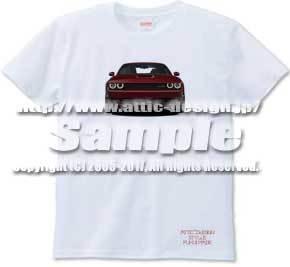 T-shirt Dodge Challenger SRT Hellcat Daemon