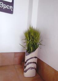 麦の穂Pao入口
