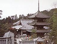 壺阪寺堂塔