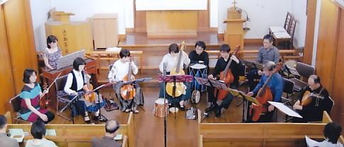 第51回古楽器ルネサンスステージ