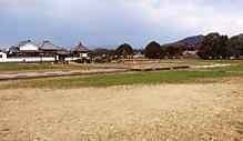 川原寺寺域