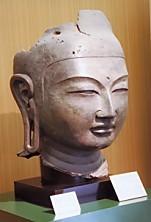 山田寺佛頭