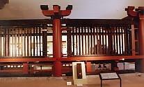 山田寺廻廊
