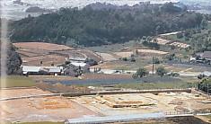 山田寺伽藍遺跡
