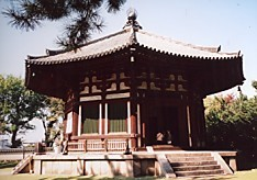 興福寺北円堂南東