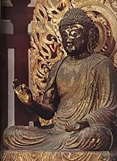 彌勒佛坐像興福寺北圓堂