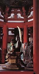 興福寺北円堂彌勒佛他