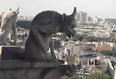 ノートルダム寺院怪獣ガーゴイル