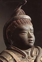 八部衆沙羯羅頭部興福寺