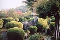 御蓋莊庭園