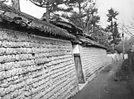 新薬師寺築地塀