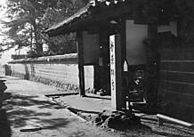 新薬師寺東門