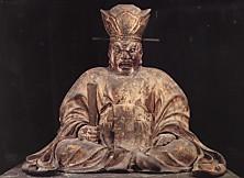 白毫寺閻魔大王坐像