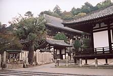 東大寺二月堂三月堂