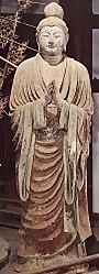 東大寺日光菩薩立像