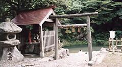 小濱鵜の瀬鳥居