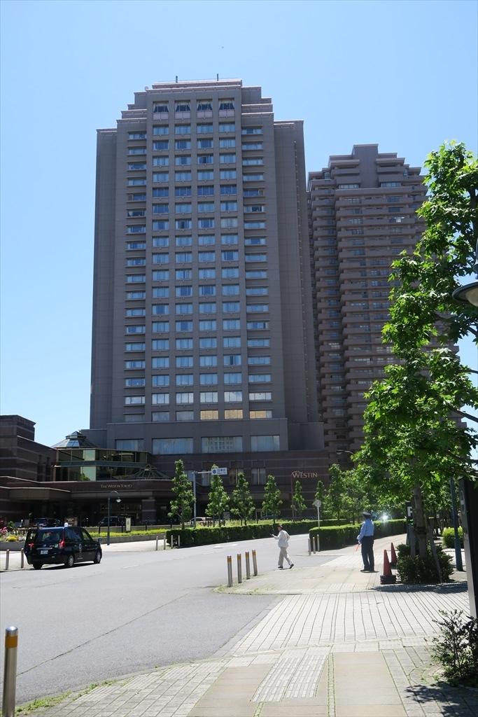 ウェスティンホテルと恵比寿ガーデンテラス壱番館_1