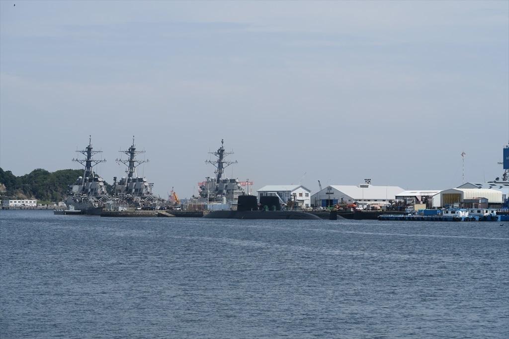 ほぼ米軍艦船_1