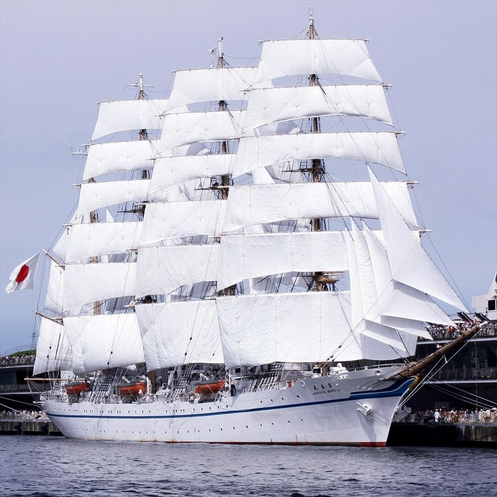 日本丸II世かな?_4