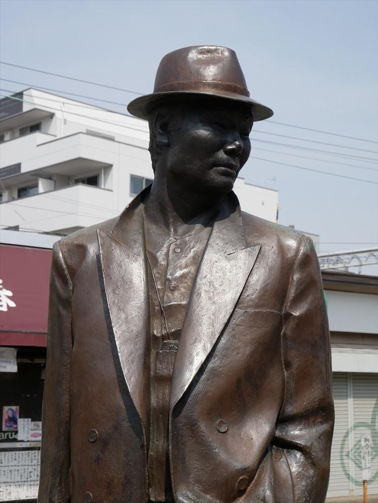 柴又駅前_1