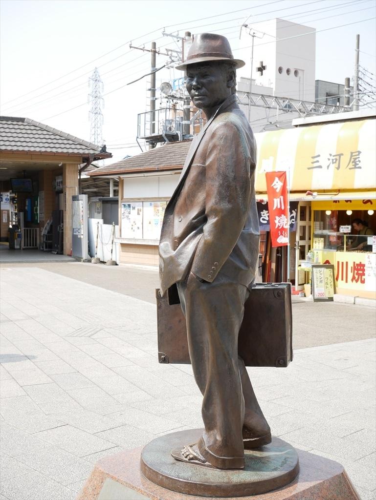柴又駅前_3