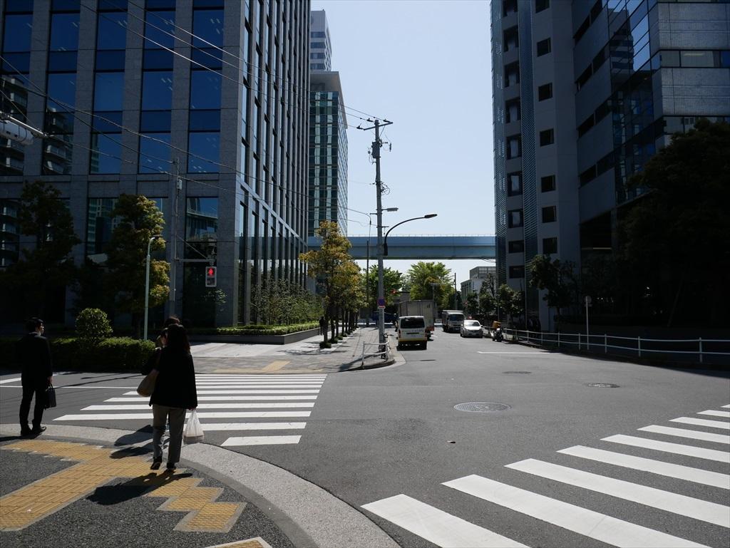 竹芝客船ターミナルに向かう_1
