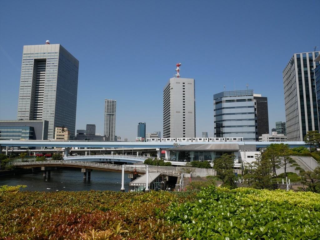 竹芝小型船ターミナルと桟橋_1
