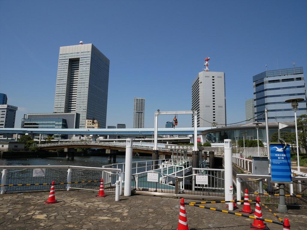 竹芝小型船ターミナルと桟橋_3