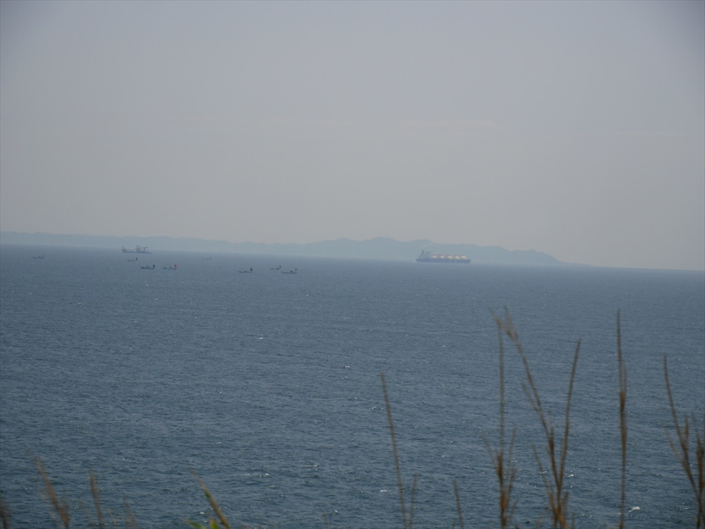 この線が東京湾と太平洋との境だ_2