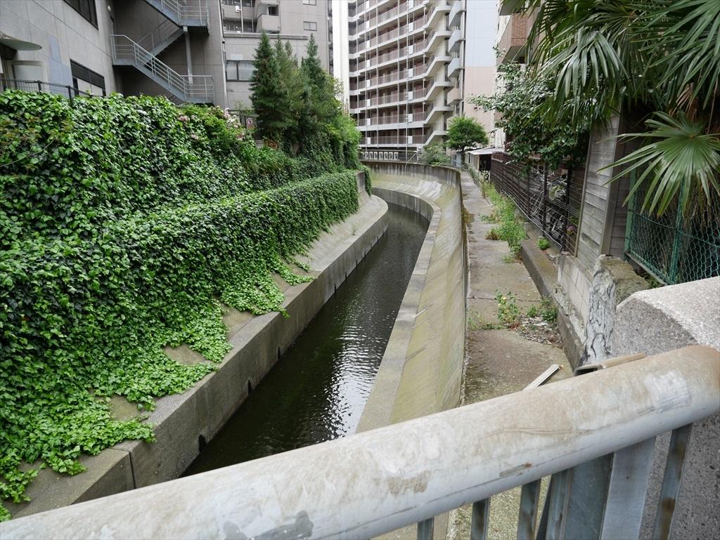 渋谷区の庚申橋袂にある庚申塔_4