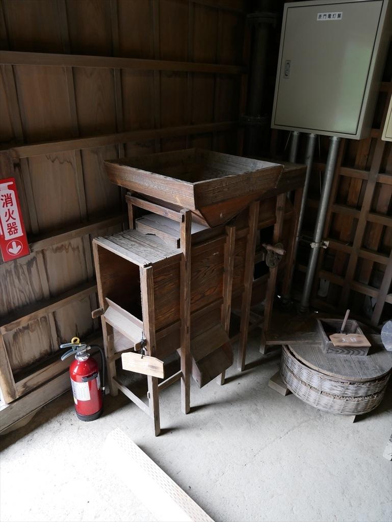 旧谷岡家住宅表門_敷地内部から見た様子_4