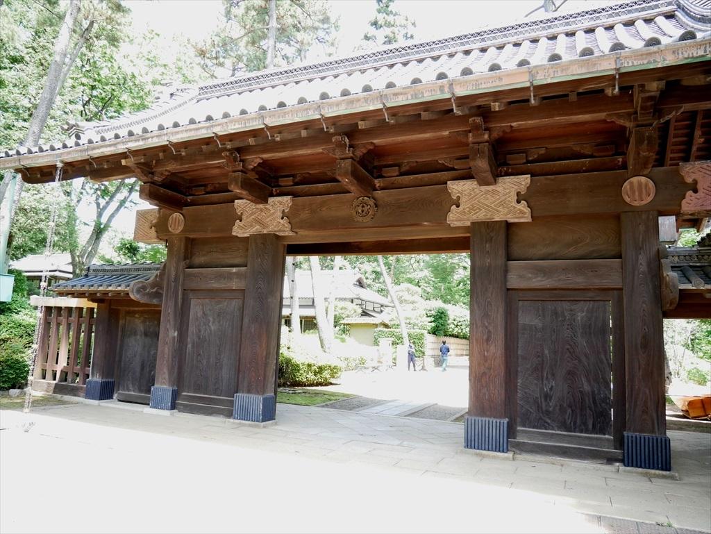 伊達家の門_1