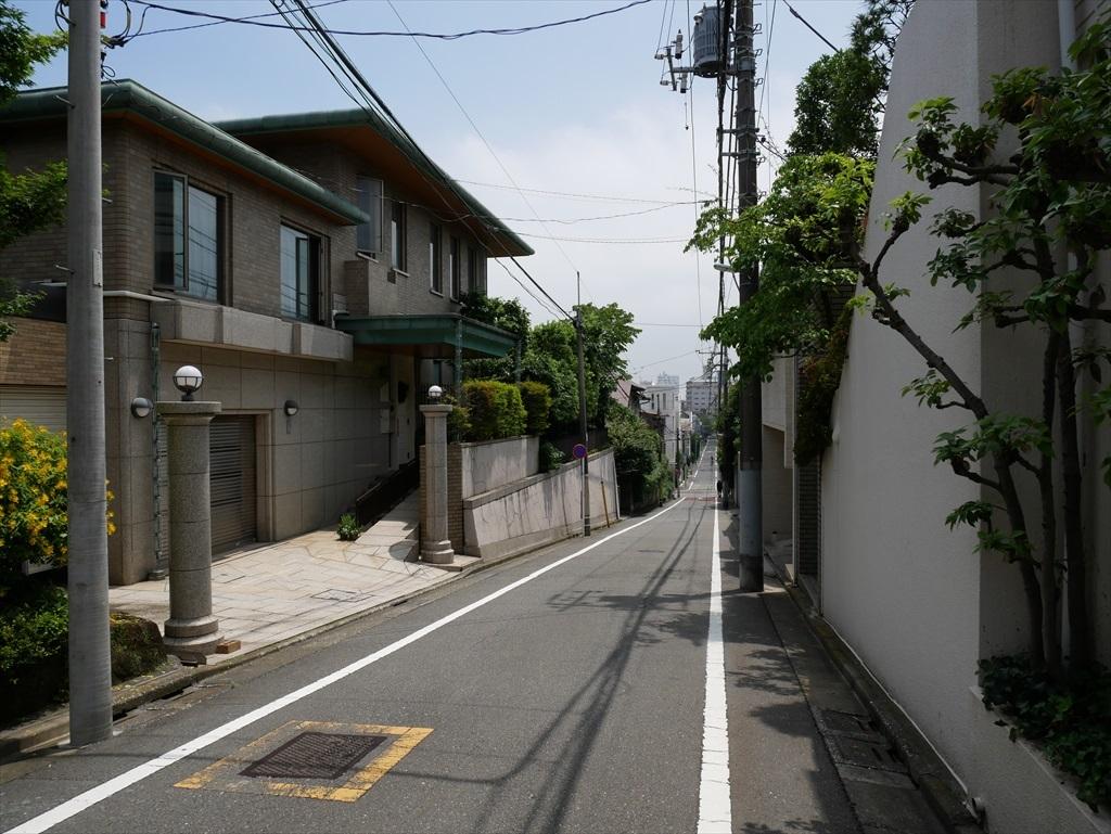緑ヶ丘の坂道_2