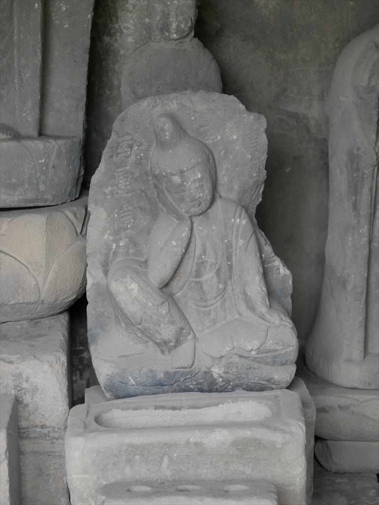 法禅寺_板碑・宝篋印塔・五輪塔など_5