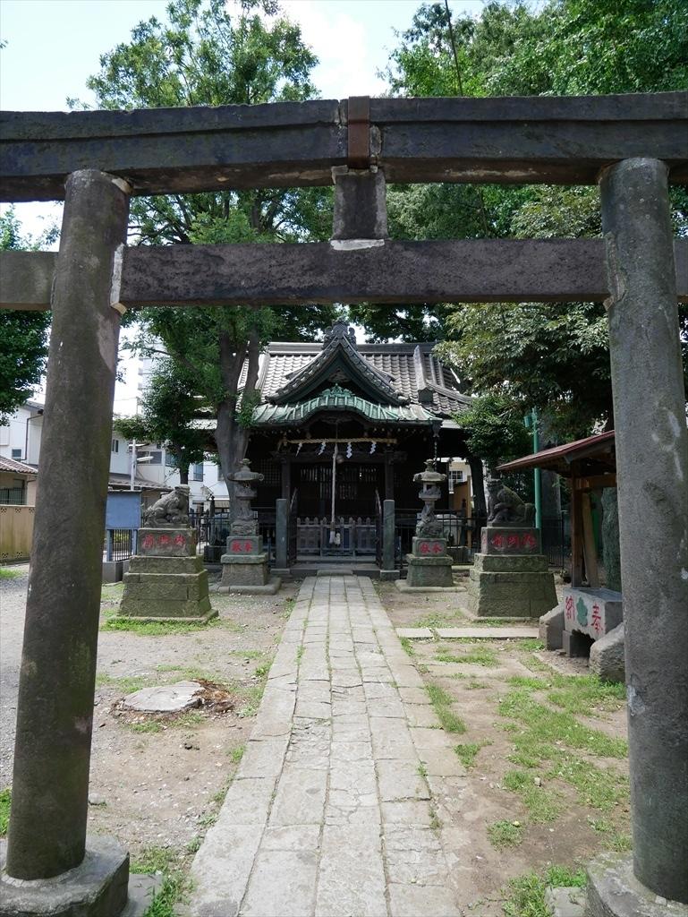 南品川諏方神社_1