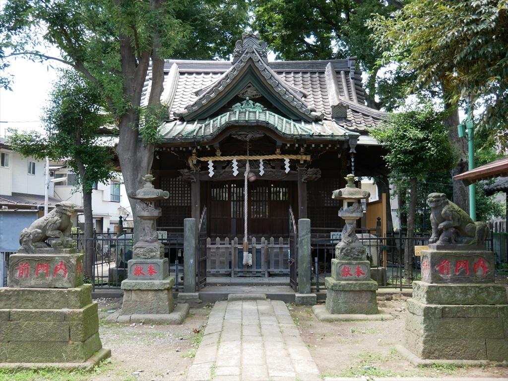 南品川諏方神社_2