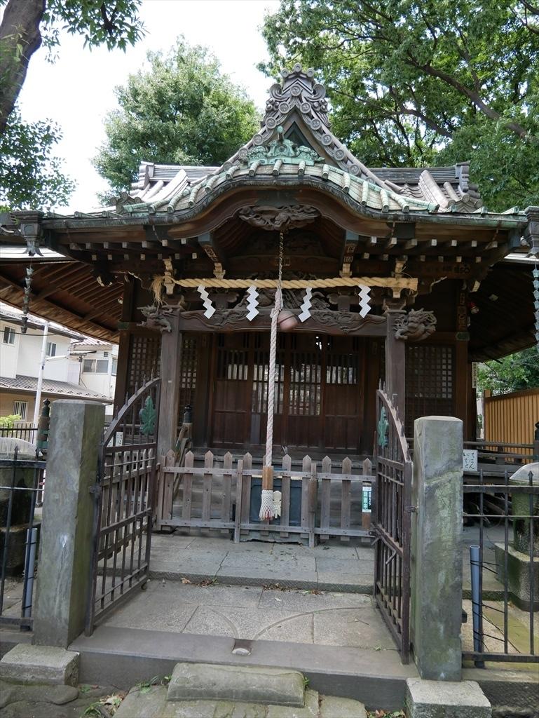 南品川諏方神社_3