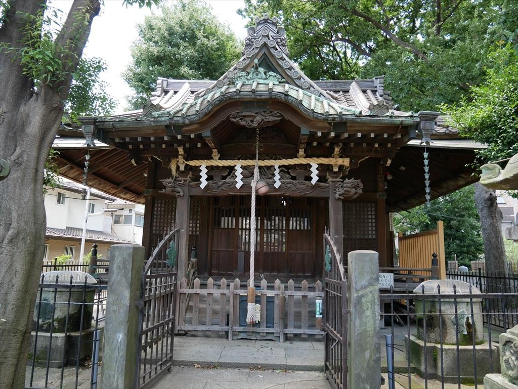 南品川諏方神社_4