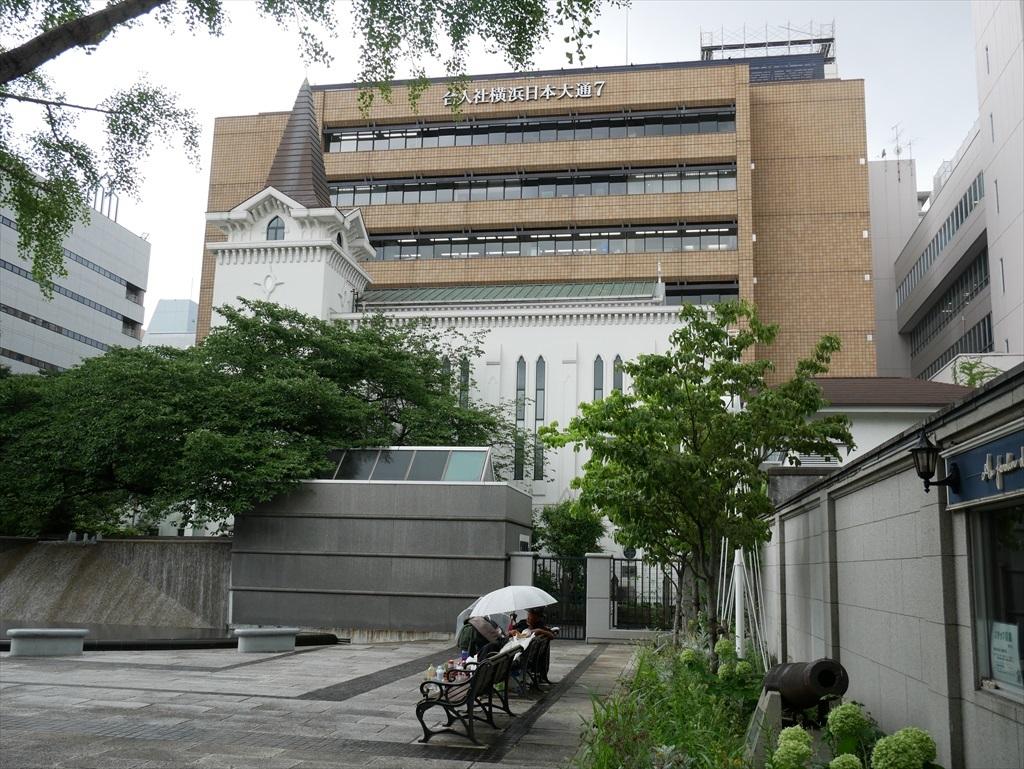 横浜海岸教会_1
