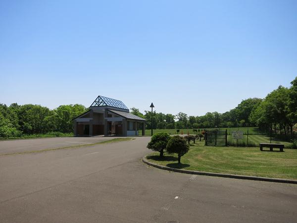 古山貯水池自然公園オートキャンプ場 フリーサイトB