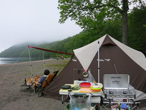 モラップキャンプ場 T.P.クレスト キッチン