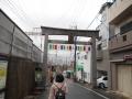 180415石切駅からの参道1