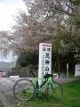 180407宇曽川から日夏林道で初めての荒神山