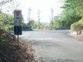 180421ゴルフ場敷地を避けて交差点を直進