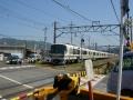 180421岩船寺から加茂駅前まで下ってきた