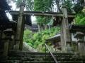 180503長命寺の山門
